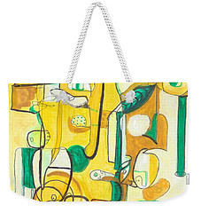 From Within 10 Weekender Tote Bag by Stephen Lucas
