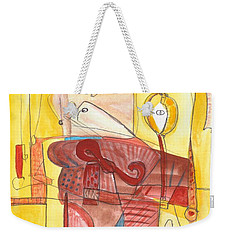 From Within 7 Weekender Tote Bag