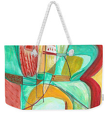 From Within 8 Weekender Tote Bag