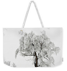 Frosted Weekender Tote Bag