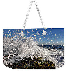 Froth And Bubble Weekender Tote Bag