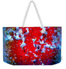 Frozen Apple Weekender Tote Bag