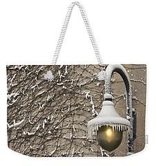 Frozen Illumination Weekender Tote Bag