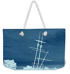 Frozen In Time Weekender Tote Bag by David and Lynn Keller