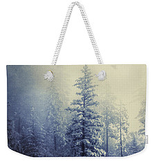 Frozen In Time Weekender Tote Bag by Melanie Lankford Photography