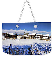 Frozen In Time One  Weekender Tote Bag