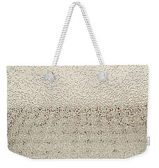 Frozen Window Weekender Tote Bag