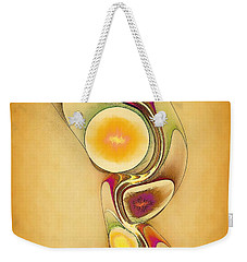 Fruit Mask For Body Weekender Tote Bag by Klara Acel