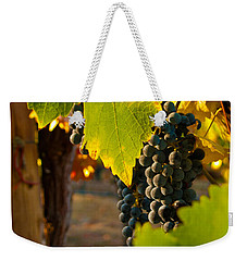 Fruit Of The Vine Weekender Tote Bag by Bill Gallagher