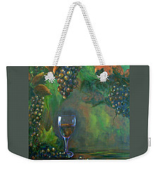 Fruit Of The Vine Weekender Tote Bag