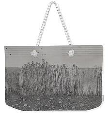 Fugue Weekender Tote Bag by A  Robert Malcom