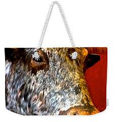 Full Of Bull Weekender Tote Bag