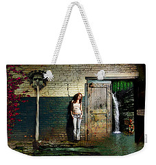 Fullcircle Weekender Tote Bag by Galen Valle