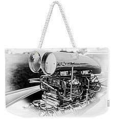 Fully Blown Weekender Tote Bag