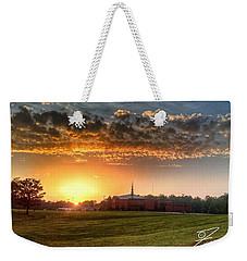 Fumc Sunset Weekender Tote Bag