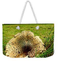 Fun-guy Weekender Tote Bag by Linsey Williams