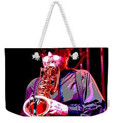 Funky Doctor Weekender Tote Bag