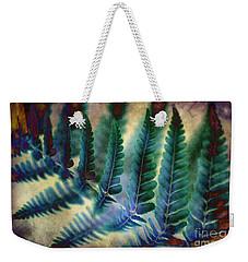 Funky Fern. Weekender Tote Bag