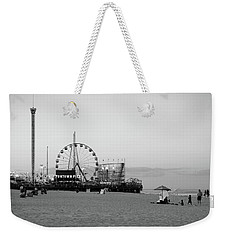Funtown Pier - Jersey Shore Weekender Tote Bag