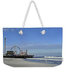 Funtown Pier Seaside Heights Nj Jersey Shore Weekender Tote Bag