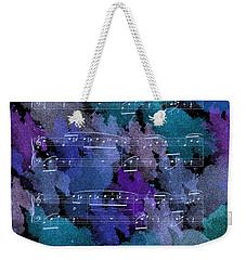 Fur Elise Music Digital Painting Weekender Tote Bag