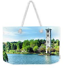 Furman Lake Weekender Tote Bag