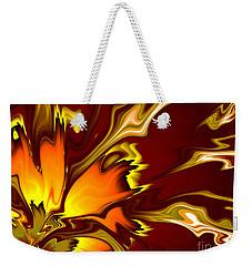 Furnace Weekender Tote Bag