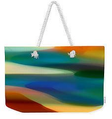 Fury Seascape 3 Weekender Tote Bag