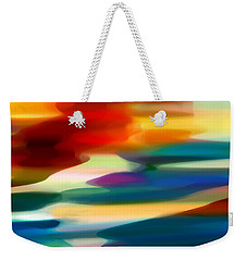 Fury Seascape Weekender Tote Bag