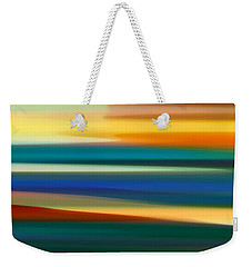 Fury Seascape Panoramic 1 Weekender Tote Bag