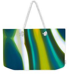 Abstract Tide 9 Weekender Tote Bag