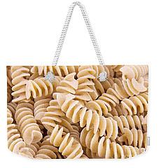 Fusilli Rotini Pasta  Weekender Tote Bag