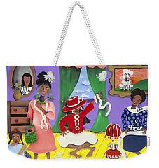 Future Reservations Weekender Tote Bag