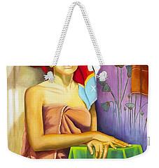 Gaby Weekender Tote Bag