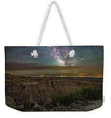 Galactic Pinnacles Weekender Tote Bag