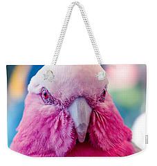 Galah - Eolophus Roseicapilla - Pink And Grey - Roseate Cockatoo Maui Hawaii Weekender Tote Bag