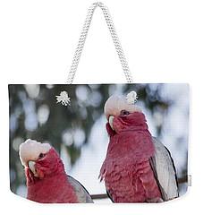 Galahs Weekender Tote Bag