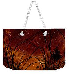 Galaxy Weekender Tote Bag