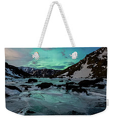Gale-force Aurora V Weekender Tote Bag
