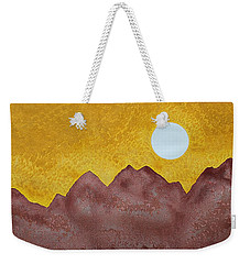 Gallup Original Painting Weekender Tote Bag