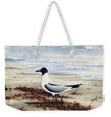 Galveston Gull Weekender Tote Bag