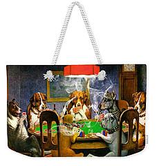 Game On 1 Weekender Tote Bag by EricaMaxine  Price