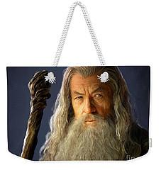 Gandalf Weekender Tote Bag