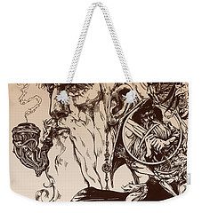 gandalf- Tolkien appreciation Weekender Tote Bag