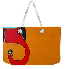 10 Ganesh Vakratundaya Weekender Tote Bag