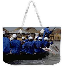 Ganvie - Lake Nokoue Weekender Tote Bag
