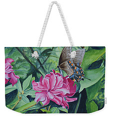 Garden Beauties Weekender Tote Bag