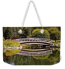 Garden Bridge Weekender Tote Bag