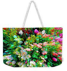 Garden Explosion Weekender Tote Bag