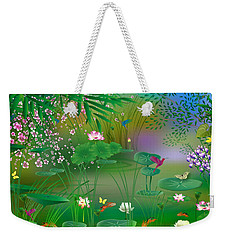 Garden - Limited Edition 1 Of 20 Weekender Tote Bag